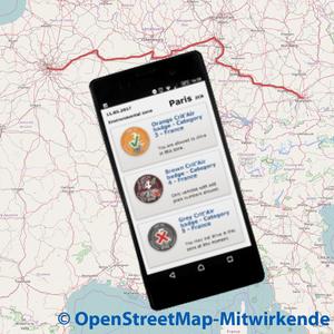 © OpenStreetMap-Mitwirkende & Green-Zones GmbH