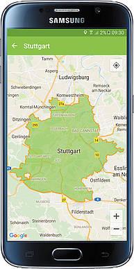 Umweltzone Leipzig Karte.Jetzt Informieren Zur Deutschen Blauen Plakette